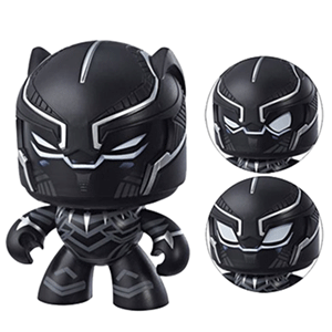 Figura Mighty Muggs Marvel: Black Panther