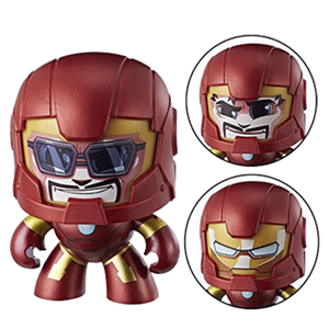 Figura Mighty Muggs Marvel: Iron Man