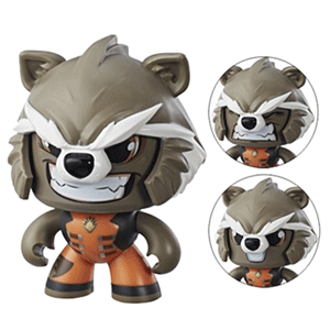 Figura Mighty Muggs Marvel: Rocket