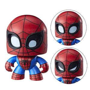 Figura Mighty Muggs Marvel: Spider-Man
