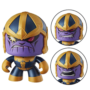 Figura Mighty Muggs Marvel: Thanos