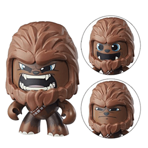 Figura Mighty Muggs Star Wars: Chewbacca