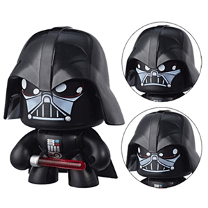 Figura Mighty Muggs Star Wars: Darth Vader