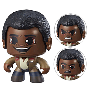 Figura Mighty Muggs Star Wars: Finn