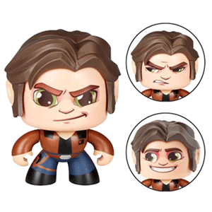 Figura Mighty Muggs Star Wars: Han Solo