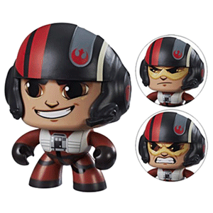 Figura Mighty Muggs Star Wars: Poe Dameron