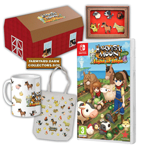 Harvest Moon La Luz de la Esperanza Collector's Edition