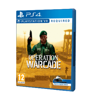 Operation Warcade - VR