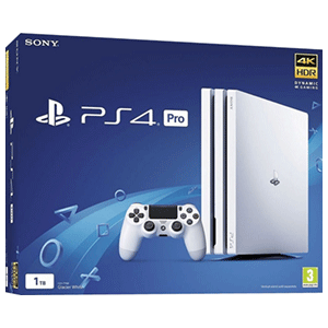 Playstation 4 Pro 1Tb Blanca Chassis B