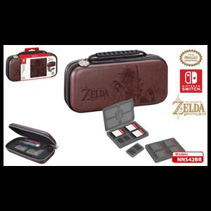 Game Traveller Deluxe Travel Case NNS42BR Zelda -Licencia oficial-