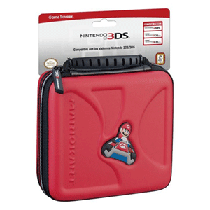 Game Traveller 3DS205 Mario Kart New2DSXL/New3DSXL -Licencia oficial-