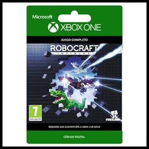Robocraft Infinity XONE & WIN10