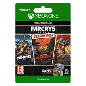 Far Cry 5 Season Pass XONE