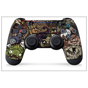 Skin para Controller PS4 Don't Starve