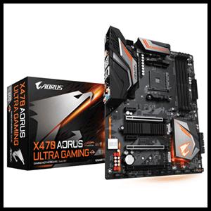 Gigabyte Aorus X470 Ultra Gaming AM4