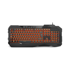 KROM Krown LED Multicolor - Teclado Gaming