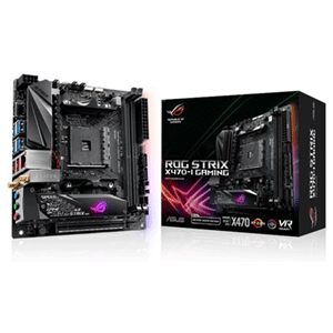 ASUS Strix X470-I Gaming - Placa Base Mini ITX AM4