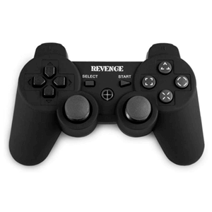 Bg-Gaming  Revenge PC/PS3 Negro