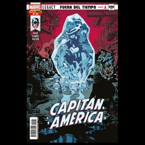 Capitán América nº 92