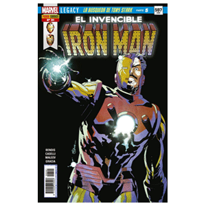 El Invencible Iron Man nº 91