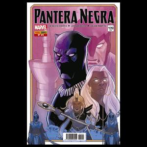Pantera Negra nº 24