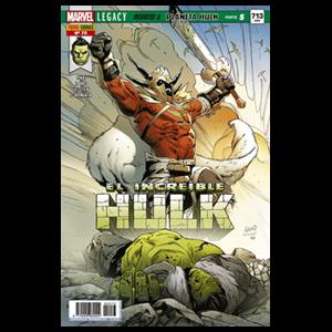 El Alucinante Hulk nº 73