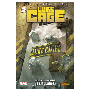 100% Marvel. Luke Cage nº 2
