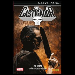 Marvel SAGA. El Castigador nº 12