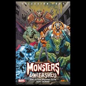 100% Marvel. Monsters Unleashed Colección Completa