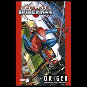 Marvel Integral. Ultimate Spiderman Origen nº 1