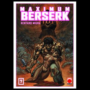 Berserk Max nº 7
