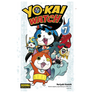 Yo-Kai Watch nº 7