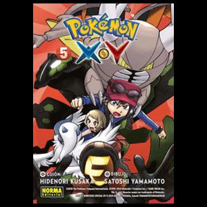 Pokémon X-Y nº 5