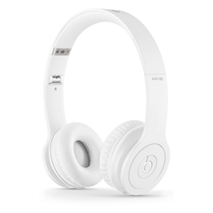 Beats Solo HD Blanco Reacondicionado