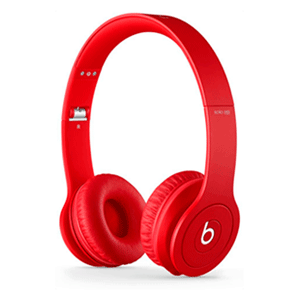 Beats Solo HD Rojo Reacondicionado