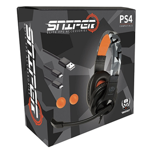 Starter Pack Indeca Sniper 2018