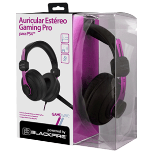 Auriculares Estéreo Gaming Pro GAMEware by Blackfire
