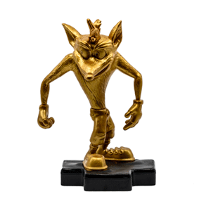 Figura Totaku Crash Bandicoot Gold