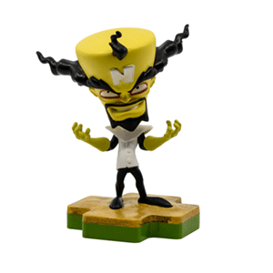 Figura Totaku Crash Bandicoot: Dr. Neo Cortex