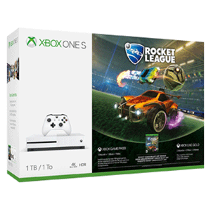 Xbox One S 1TB + Rocket League
