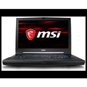 MSI GT75 8RF-010ES - i7-8850 - GTX 1070 - 16GB - 1TB HDD + 256GB SSD - 17.3'' - W10 - Titan