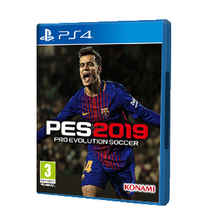 Pro Evolution Soccer 2019 Playstation 4 Game Es