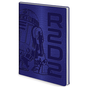 Libreta Flexi Star Wars: R2D2