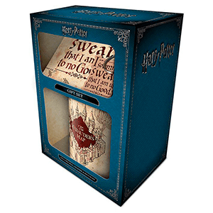 Gift Box Harry Potter: Mapa del Merodeador