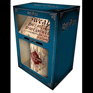 Caja de Regalo Harry Potter: Mapa del Merodeador