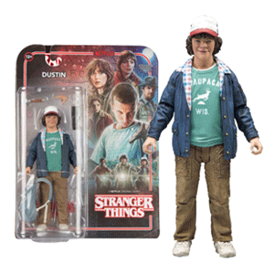 Figura Stranger Things:  Dustin 15cm