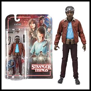 Figura Stranger Things:  Lucas 15cm