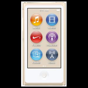 iPod Nano 7ª Gen 16Gb (Oro)