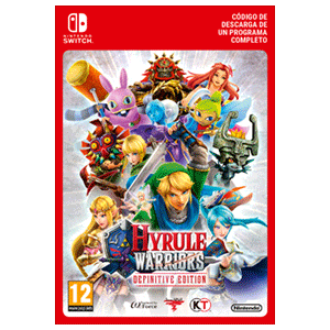 Hyrule Warriors Definitive Edition NSW