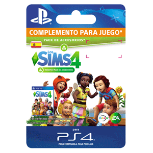The Sims 4: Infantes Pack de Accesorios PS4